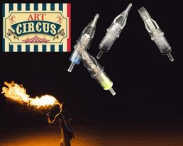 ArtCircus Cartridges curved magnum