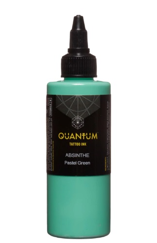 Quantum Tattoo Ink Absinthe 20ml