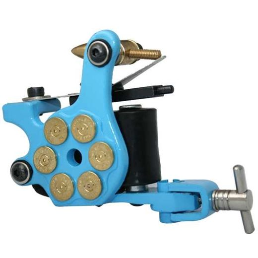 tattoo gun Bullet *Coil Shader & Liner *blue