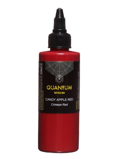 Quantum Tattoo Ink Candy Apple Red 30ml