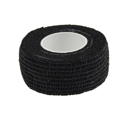 Grip Cover tape - Black